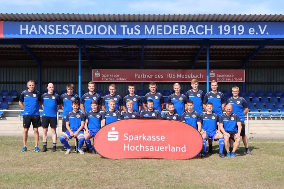 1 Mannschaft Tus Medebach 2020