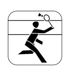 Badminton©DOSB/Sportdeutschland